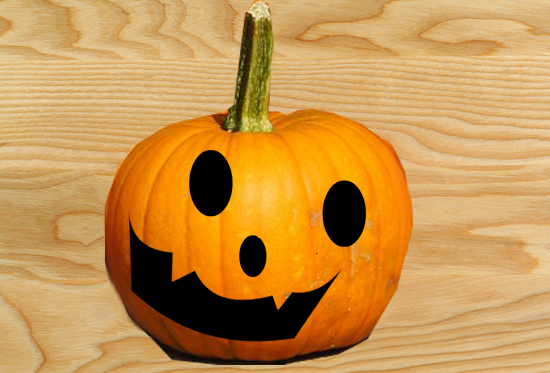 Free PrintablePin the Face on Pumpkin Game