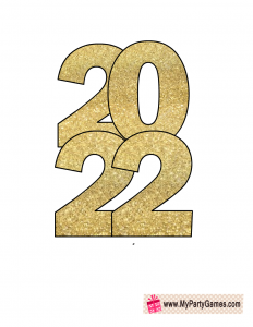 2022 New Year Photo Booth Props2022 New Year Photo Booth Props