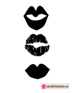 black lips props