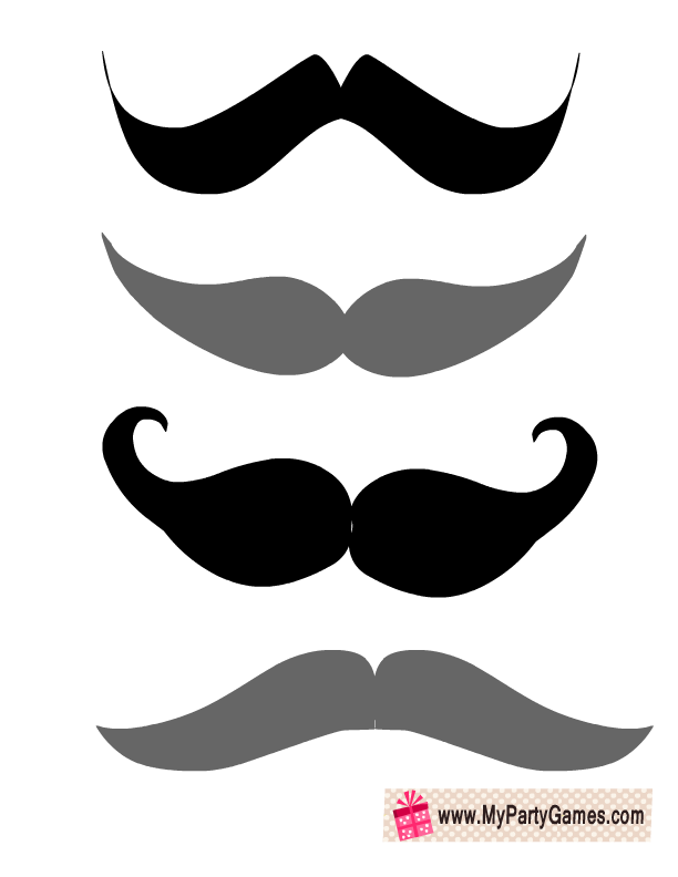 Printable DownloadDIY Photo booth props Mustache and Hot Pink Lips Wedding,Bridal Shower Party