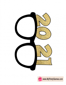2021 Sun Glasses Prop