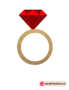 red ring prop
