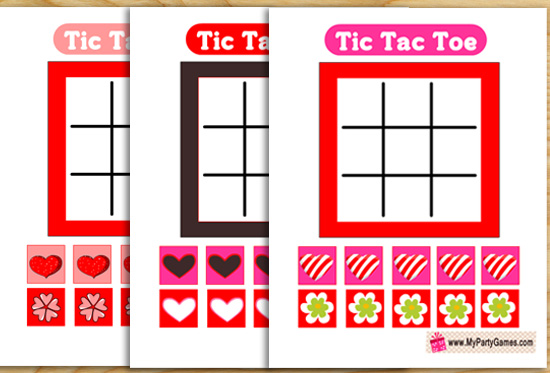 graphic relating to Valentine Tic Tac Toe Printable identified as Free of charge Printable Valentine Tic Tac Toe Activity